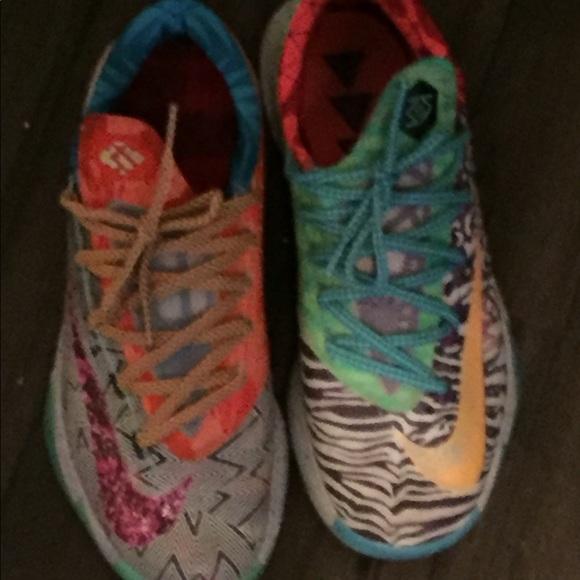 Nike Shoes | Nike Kd Custom | Poshmark